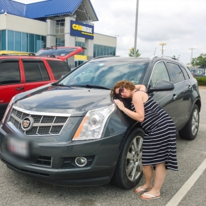 Cadillac SRX Goodbye